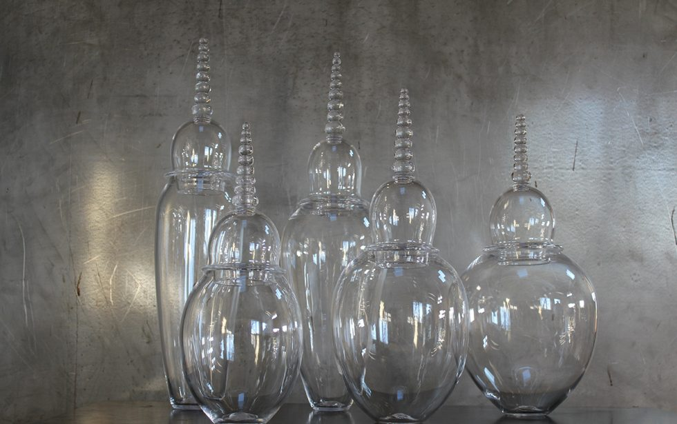 DRA - blown glass -